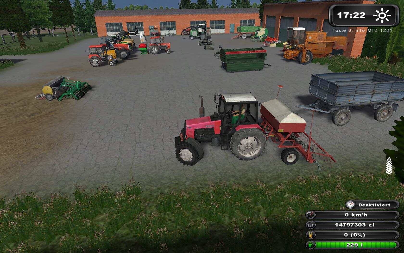 Polski Modpack DO LS11 MP Read ByNorbi - Farming Simulator